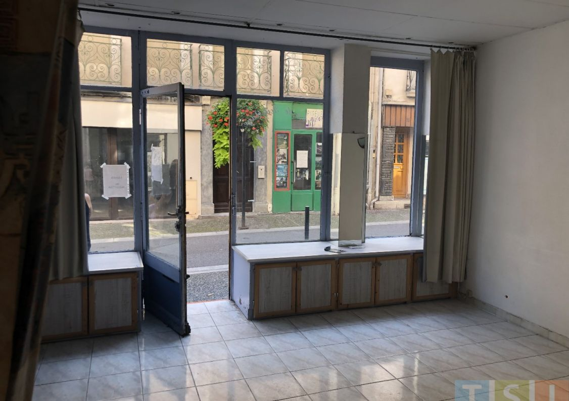 A vendre Local commercial Bagneres De Luchon | Réf 3119050773 - Tsi mont royal