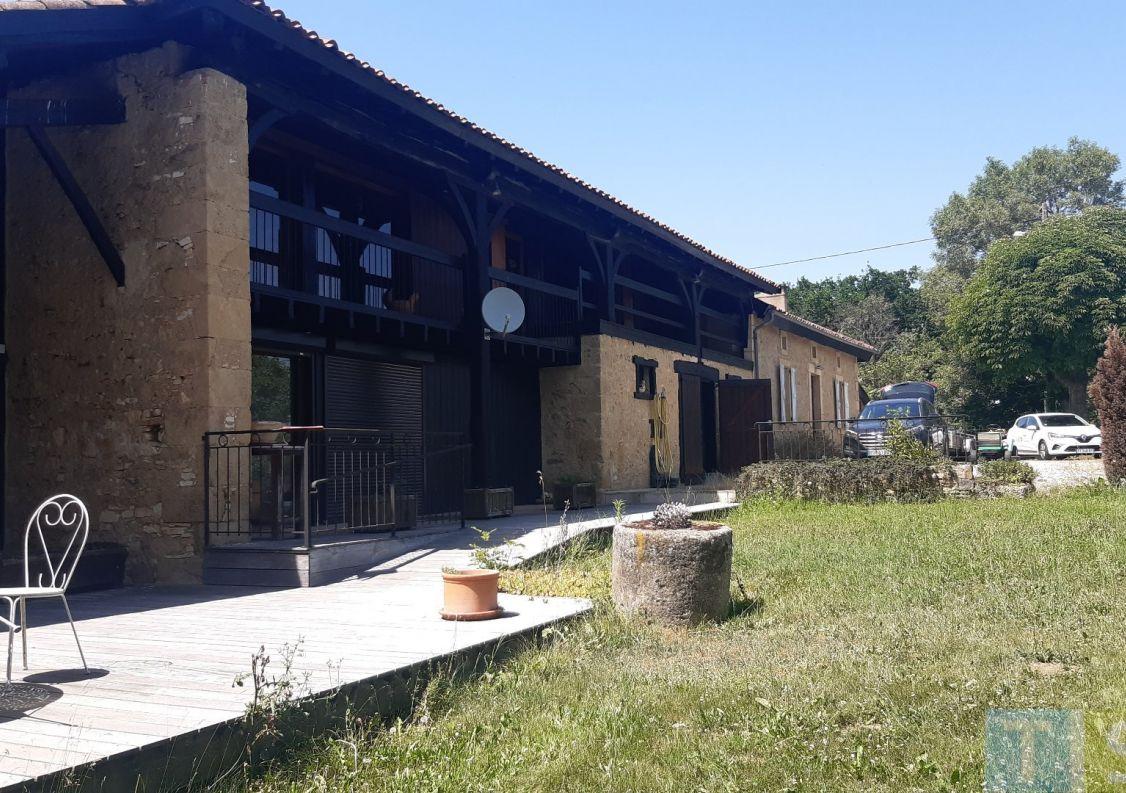 A vendre Maison de campagne Cassagnabere Tournas | Réf 3119052369 - Tsi mont royal