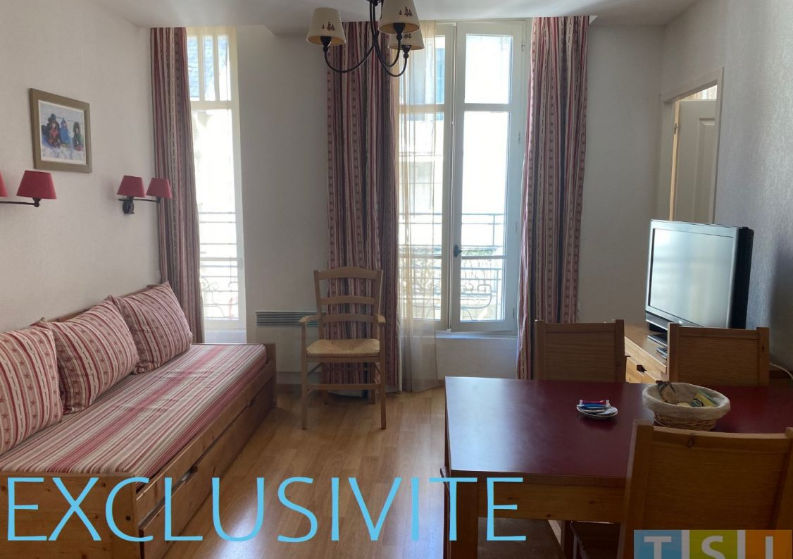 A vendre Appartement Bagneres De Luchon   Réf 3119052413 - Tsi mont royal