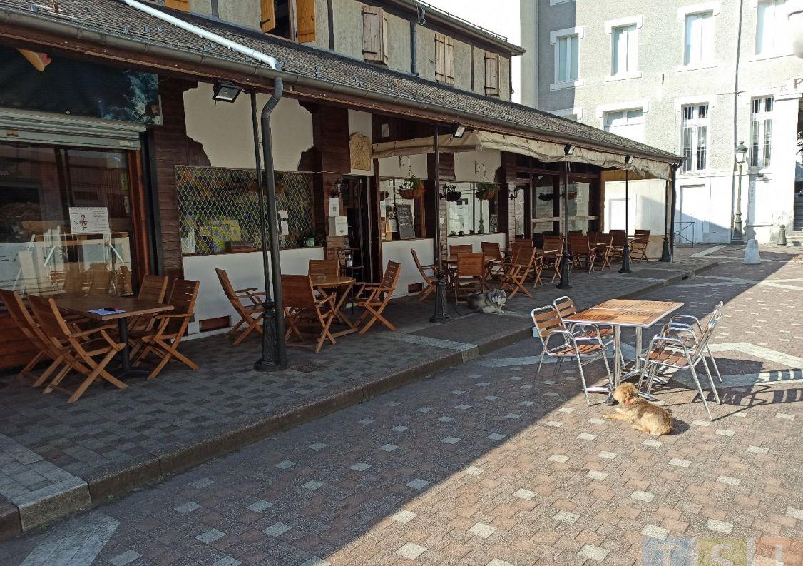 A vendre Restaurant Bagneres De Luchon   Réf 3119052574 - Tsi mont royal