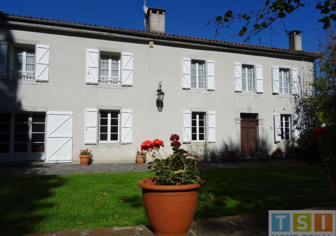 A vendre Maison Saint Bertrand De Comminges   Réf 311907269 - Tsi mont royal