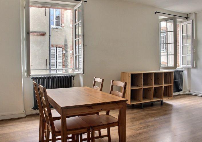 A louer Appartement ancien Toulouse   Réf 311915003 - Galerie de l'immobilier