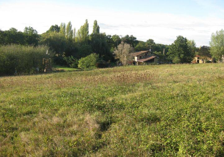 A vendre Terrain constructible Saint-lys   Réf 3119566198 - A2j immobilier