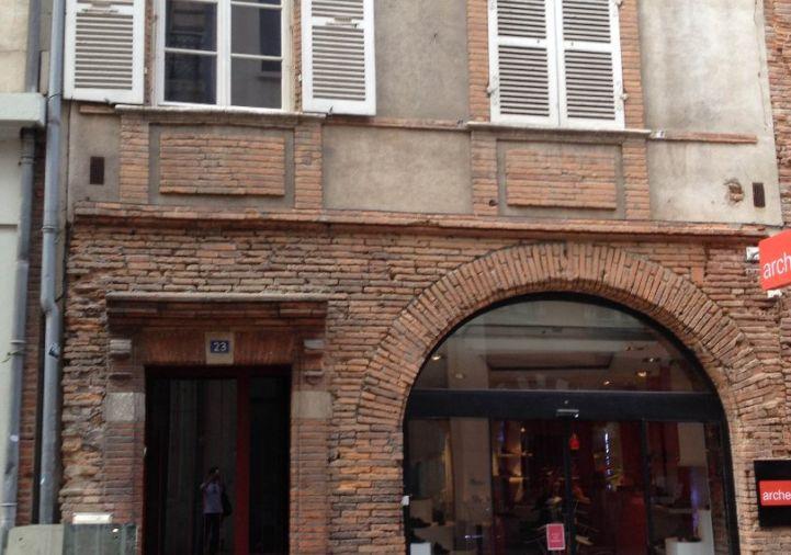 A louer Appartement Toulouse   Réf 3119566946 - A2j immobilier