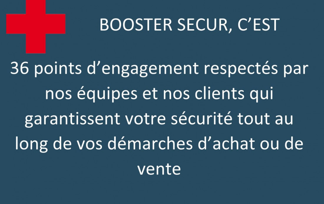 A vendre Toulouse 3121111323 Booster immobilier
