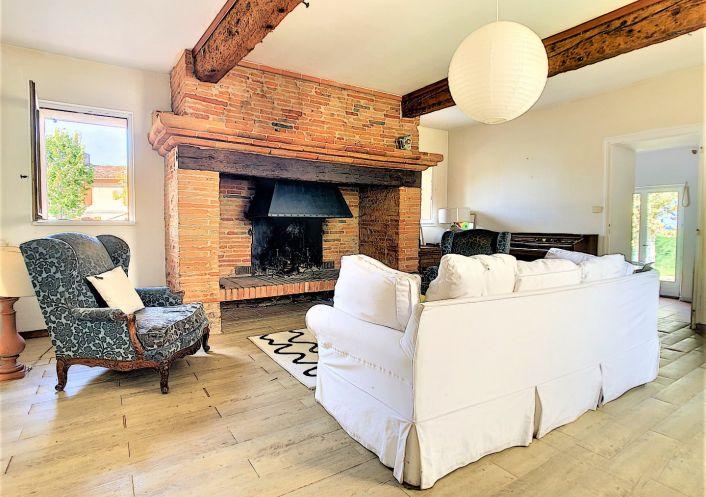 A vendre Maison de village Montastruc-la-conseillere   Réf 31212179 - Synergie immobilier