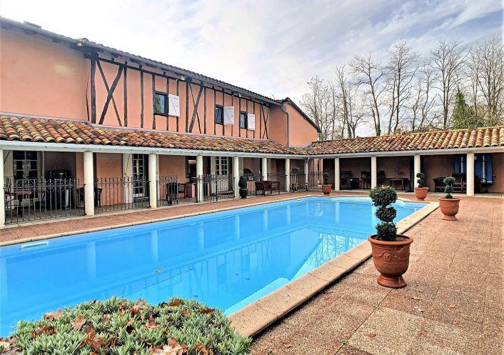 A vendre Maison bourgeoise Saint-sulpice-la-pointe | Réf 31212194 - Synergie immobilier