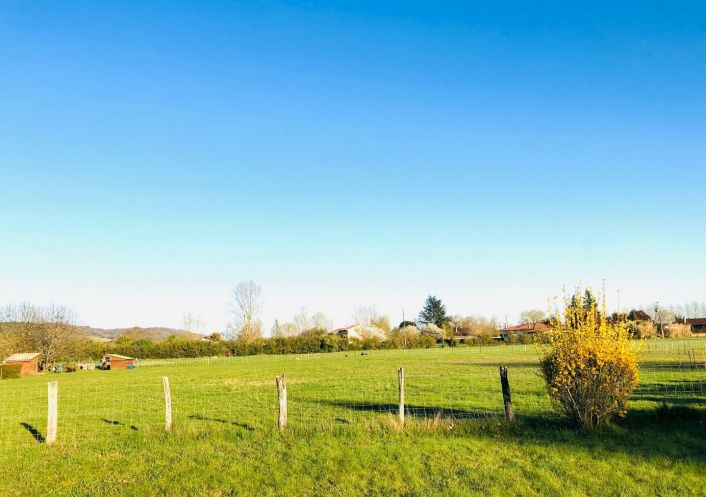 A vendre Terrain constructible Bessieres | Réf 31212209 - Synergie immobilier