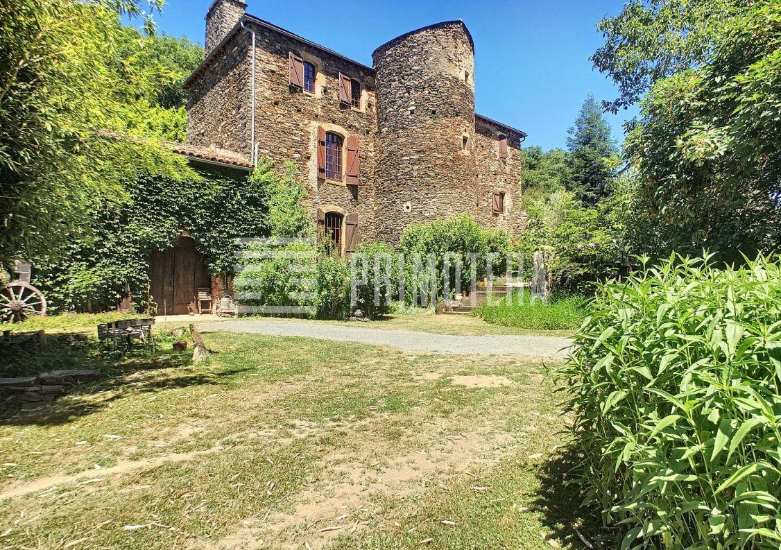 A vendre Maison de caractère Saint Cirgue | Réf 3122269 - Primotera