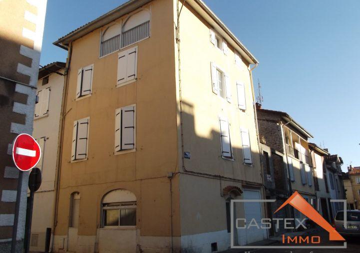 A vendre Saint Girons 31223265 Castex immo