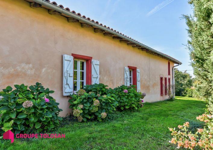 A vendre Ferme Montastruc-la-conseillere   Réf 3122410267 - Agence de montrabé