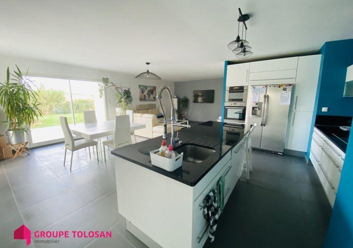 A vendre Maison Montastruc-la-conseillere   Réf 3122410391 - Agence de montrabé