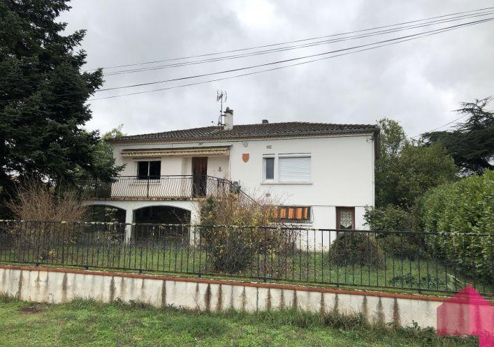 A vendre Maison Saint-sulpice-la-pointe | Réf 312249208 - Agence de montrabé
