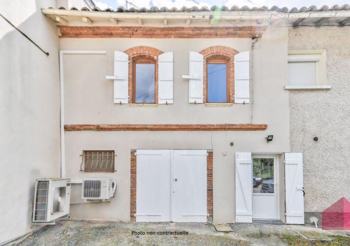 A vendre Maison de village Buzet-sur-tarn | R�f 312249657 - Sia 31