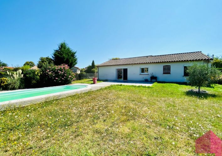 A vendre Maison Montastruc-la-conseillere   Réf 3123910465 - Agence de montrabé