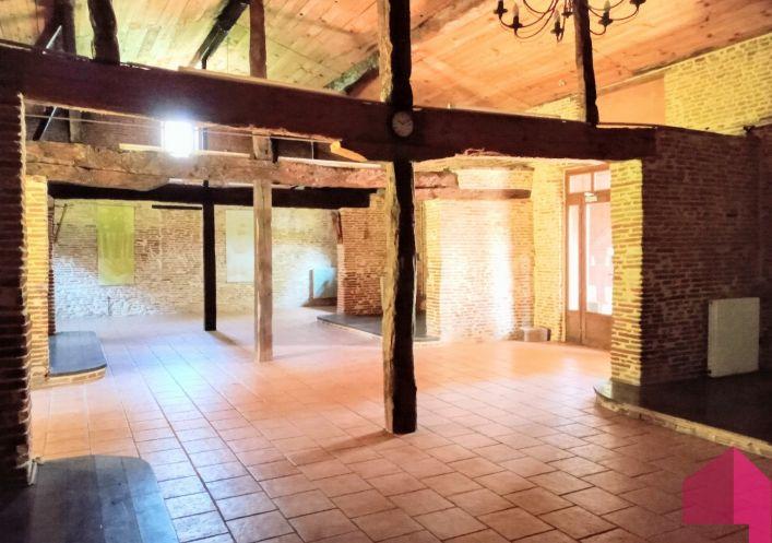A vendre Maison Villefranche De Lauragais | Réf 311239747 - Agence de montrabé