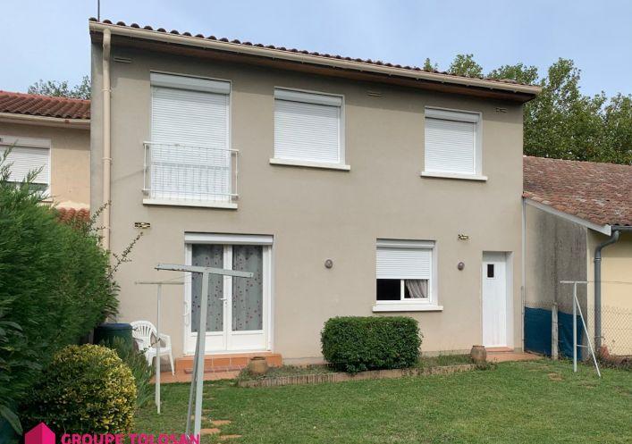 A vendre Maison Revel   Réf 3123510397 - Agence de montrabé