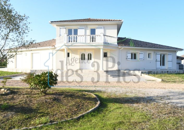 A vendre Maison Landorthe | R�f 31238104 - Agence des 3 pics