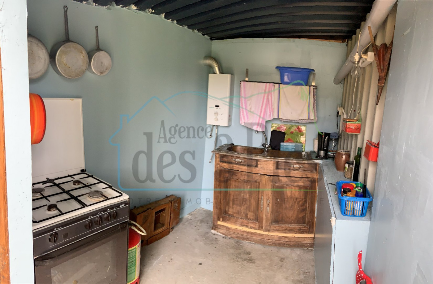 A vendre Taurignan Vieux 31238105 Agence des 3 pics