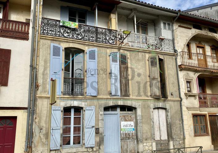 A vendre Maison de ville Salies Du Salat | R�f 31238113 - Agence des 3 pics
