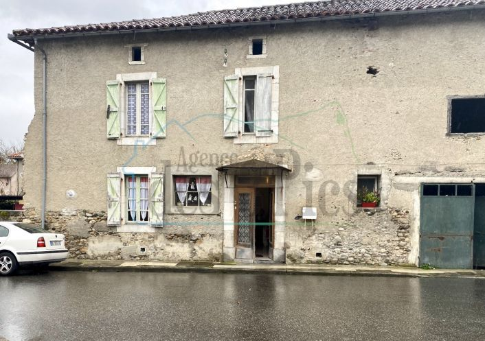 A vendre Maison Villeneuve De Riviere | R�f 31238149 - Agence des 3 pics