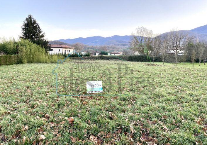 A vendre Terrain constructible Prat Bonrepaux | R�f 31238152 - Agence des 3 pics