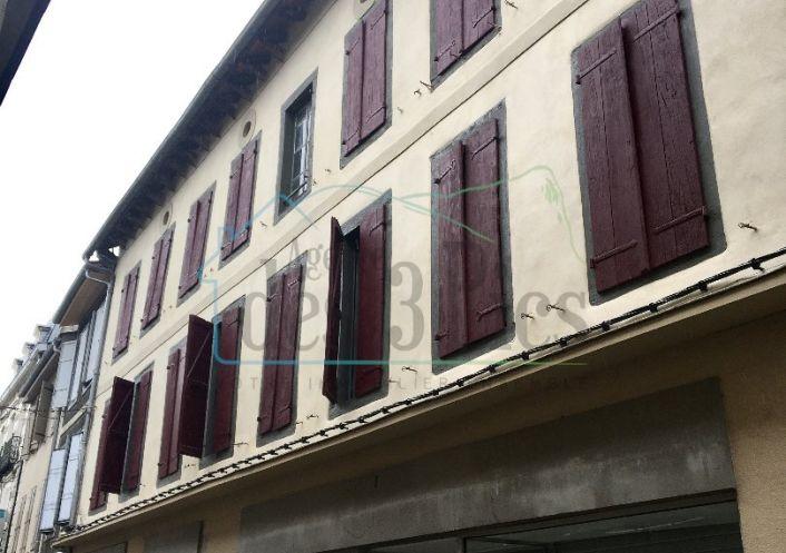A vendre Immeuble Saint Gaudens | R�f 31238252 - Agence des 3 pics