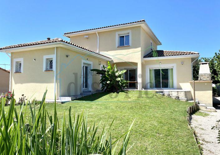 A vendre Maison La Bastide Du Salat | R�f 3123853 - Agence des 3 pics