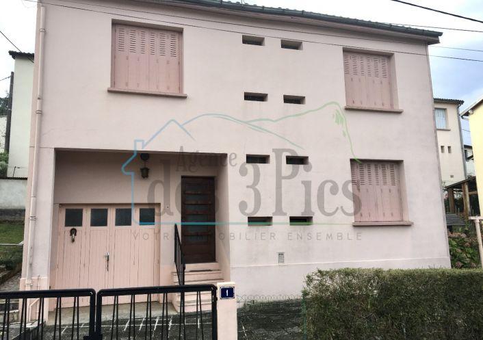 A vendre Maison Saint Girons | R�f 3123896 - Agence des 3 pics