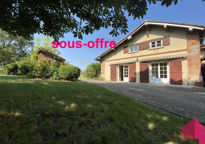 A vendre Maison Verfeil | Réf 3123910129 - Agence de montrabé