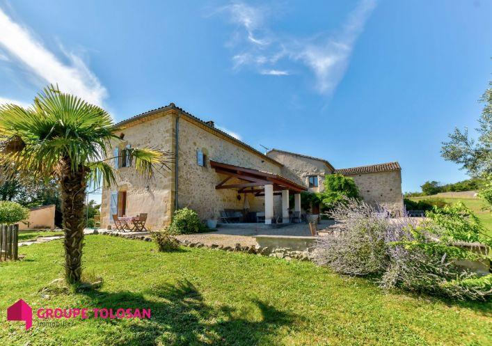 A vendre Maison en pierre Toulouse   Réf 3123910335 - Agence de montrabé