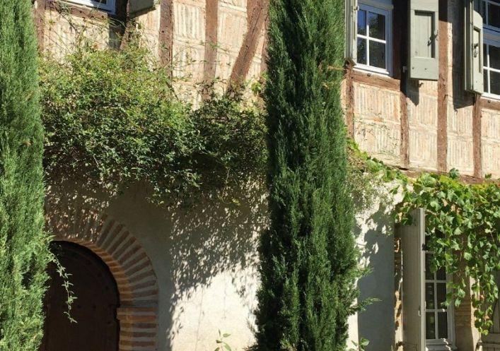 A vendre Manoir Lavaur | R�f 312398947 - Agence de montrab�
