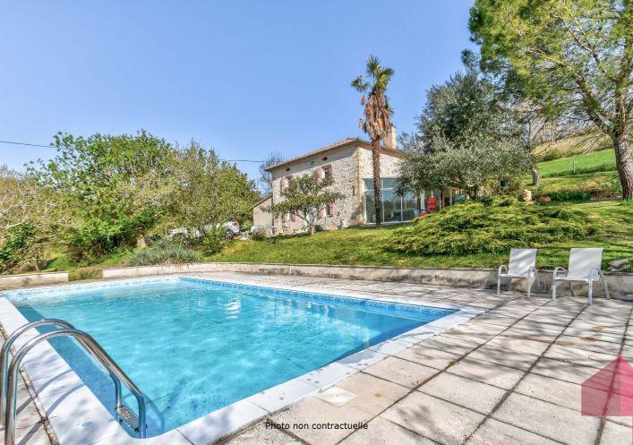 A vendre Maison en pierre Lavaur | Réf 810299992 - Agence de montrabé