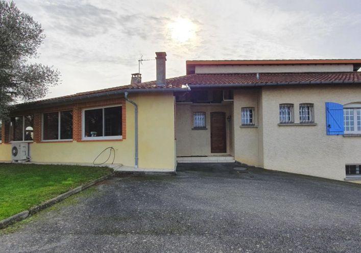 A vendre Maison Montgiscard | Réf 312419293 - Agence de montrabé