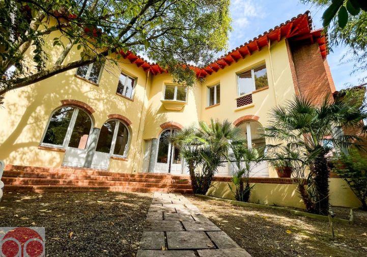 A vendre Maison bourgeoise Toulouse | Réf 3124836860 - L'agence particulière