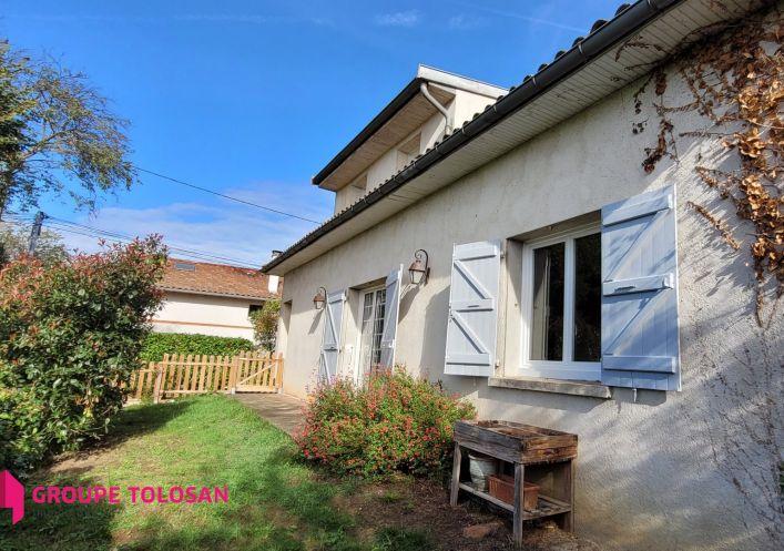 A vendre Maison Lavernose-lacasse   Réf 3112310445 - Agence de montrabé