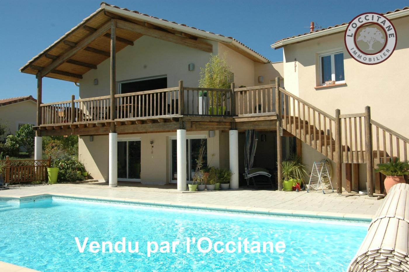 A vendre L'isle-jourdain 320071010 L'occitane immobilier