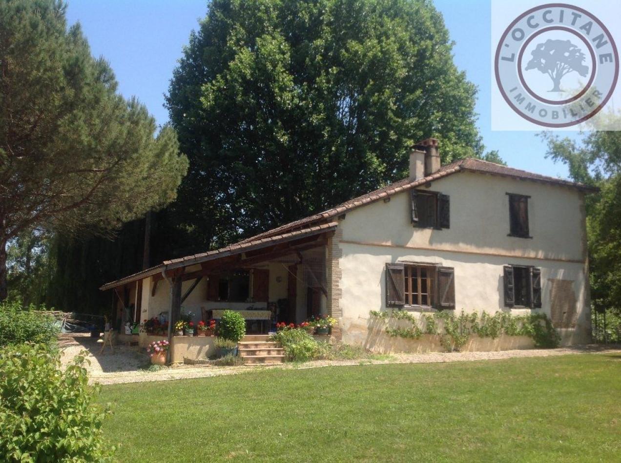A vendre Lombez 320071015 L'occitane immobilier