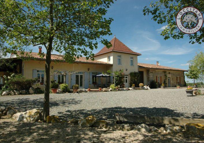 A vendre L'isle En Dodon 320071041 L'occitane immobilier