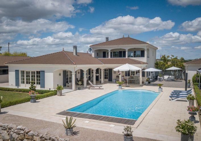 A vendre Maison contemporaine Lombez | Réf 320071063 - L'occitane immobilier