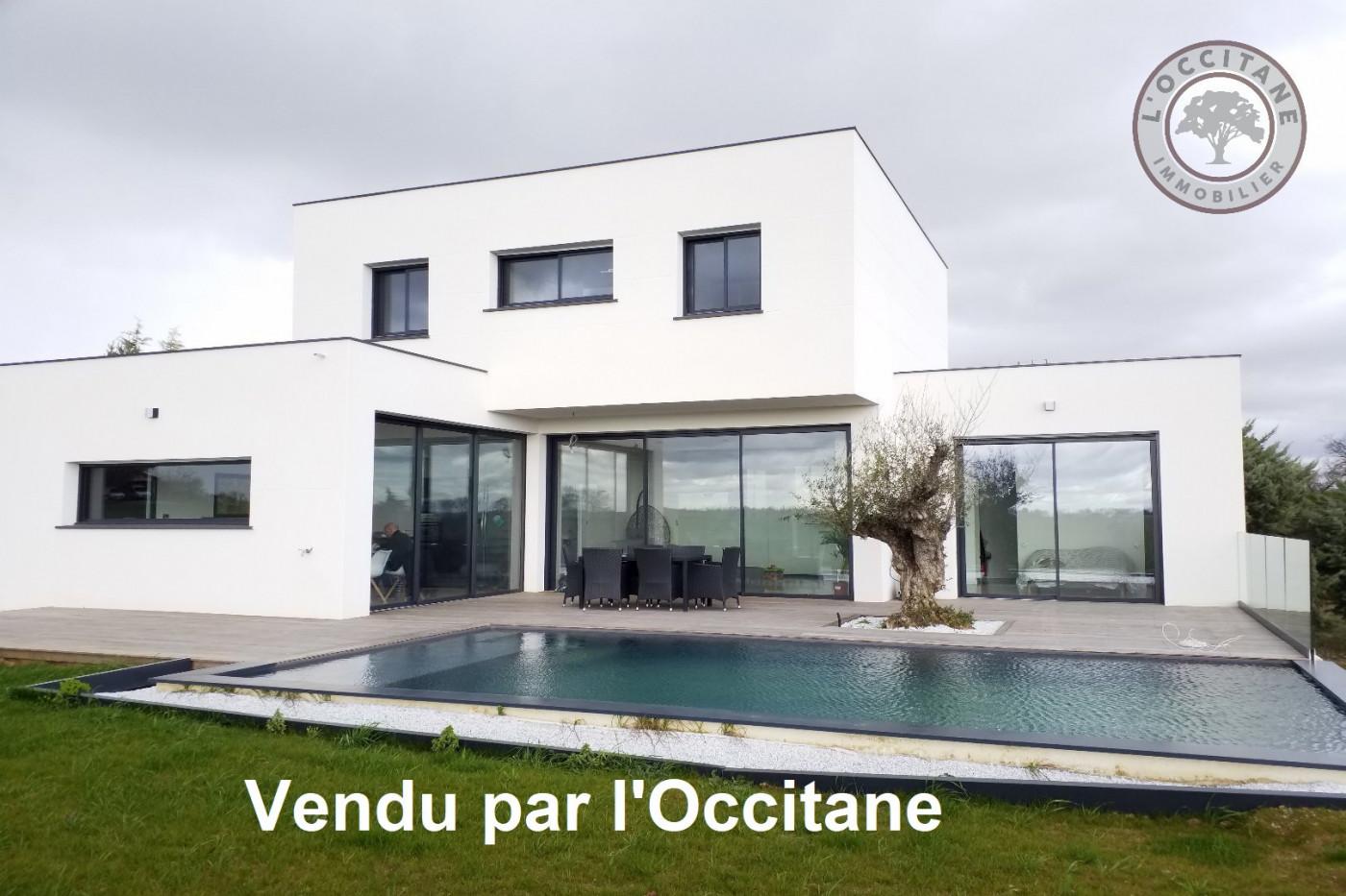 Vente Maison Contemporaine L Isle Jourdain 150m 1260m 5 Pieces 460 000