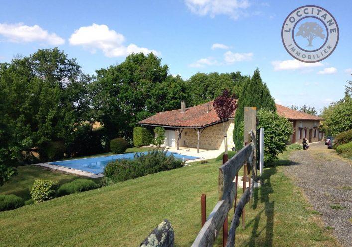 A vendre L'isle En Dodon 320071142 L'occitane immobilier