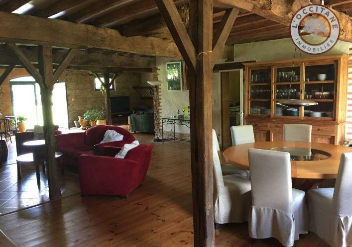 A vendre Cadours 320071200 L'occitane immobilier
