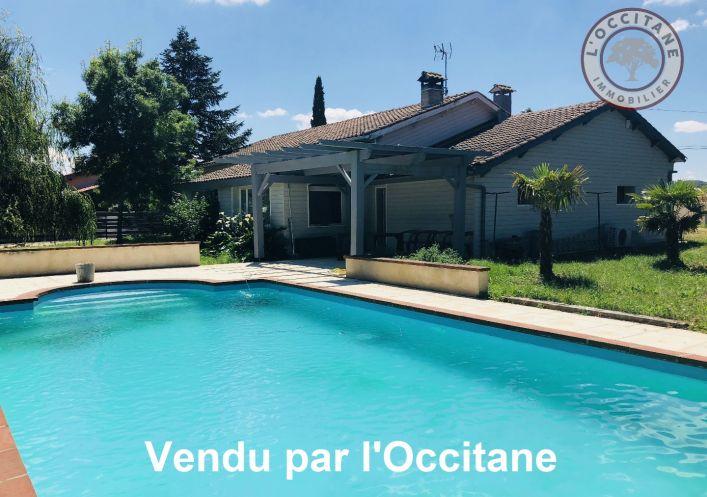 A vendre Leguevin 320071209 L'occitane immobilier