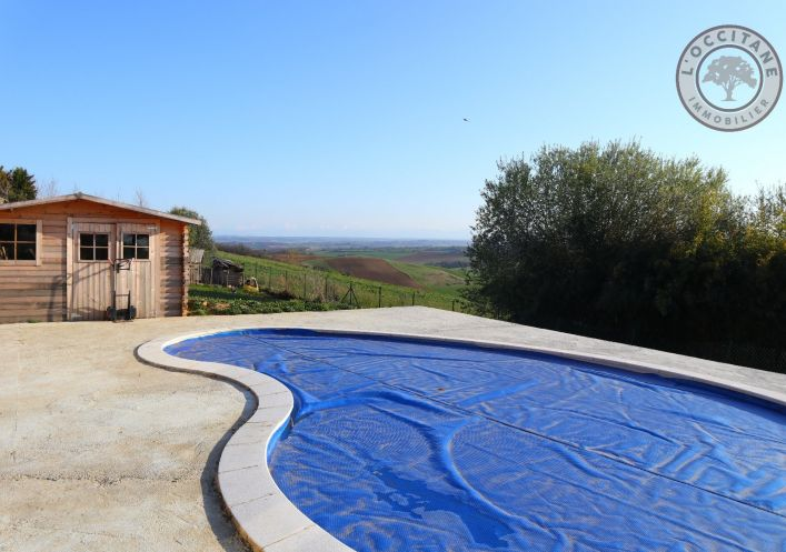 A vendre Lombez 320071308 L'occitane immobilier
