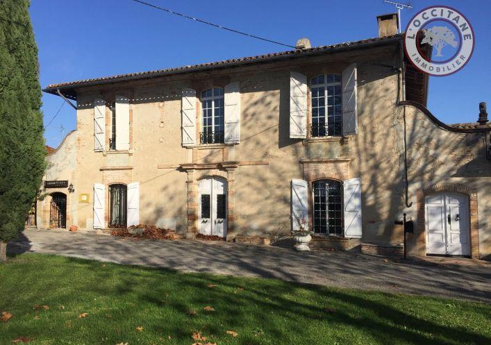 A vendre Cadours 320071326 L'occitane immobilier