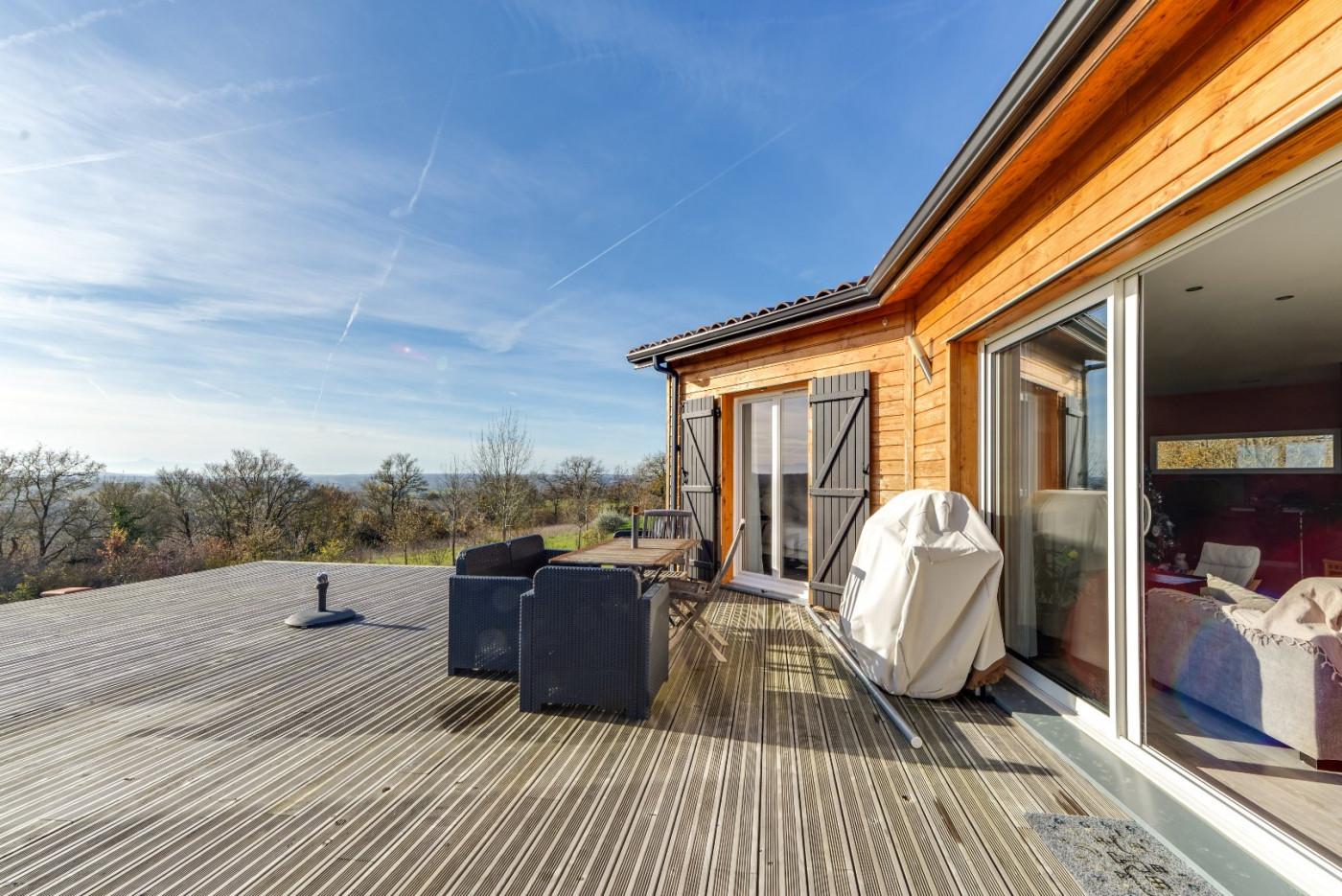 A vendre L'isle-jourdain 320071338 L'occitane immobilier