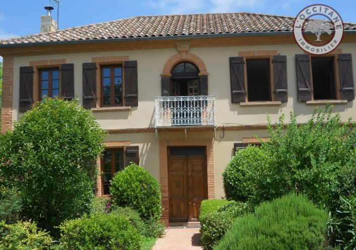 A vendre L'isle-jourdain 320071358 L'occitane immobilier