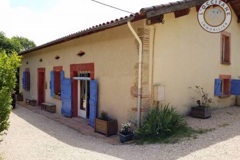 A vendre Samatan  320071367 L'occitane immobilier