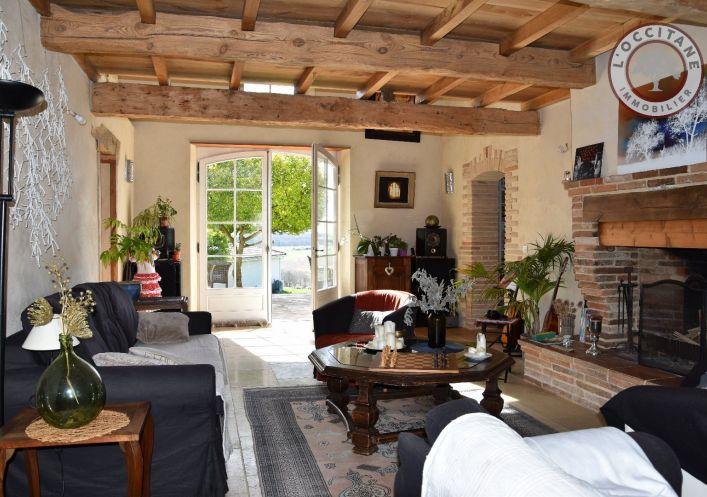 A vendre L'isle-jourdain 320071458 L'occitane immobilier